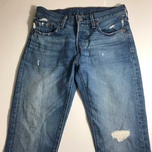 Levi's Jeans - Levi's 501 T Tapered Jeans Waist 29